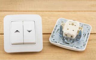 Как правильно поставить выключатель света. Как установить выключатель