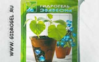 Гидрогель состав. Гидрогель для растений: состав аквагрунта, инструкция по применению