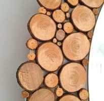 Как обработать спилы деревьев для декора. Как правильно обрабатывать дерево для декорирования