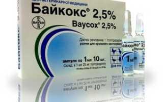 Байкокс цена инструкция. Применение препарата Байкокс для лечения птицы и кроликов