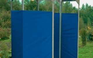 Дачный душ из кирпича. Летний душ для дачи: выбор сооружения и алгоритм постройки