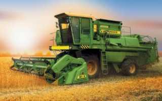 Дон 1500 вес. Возможности и технические характеристики зерноуборочного комбайна «Дон-1500»