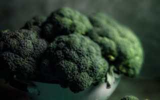 Бланшировка брокколи. Брокколи альденте. Как бланшировать капусту брокколи.
