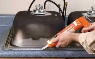 Как правильно установить мойку в столешницу видео. Установка кухонной мойки – инструкции, советы, видео