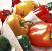 Желтый перец польза и вред. Болгарский перец — польза и вред при заболеваниях, применение в диетах